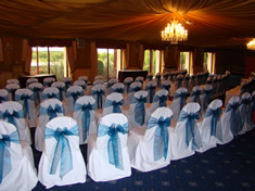Wedding Chairs Reeds Hotal