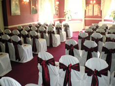 Chair Cover Hire Hull