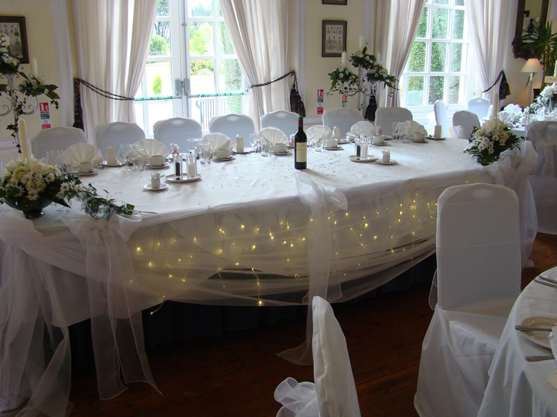 Top Table Lights