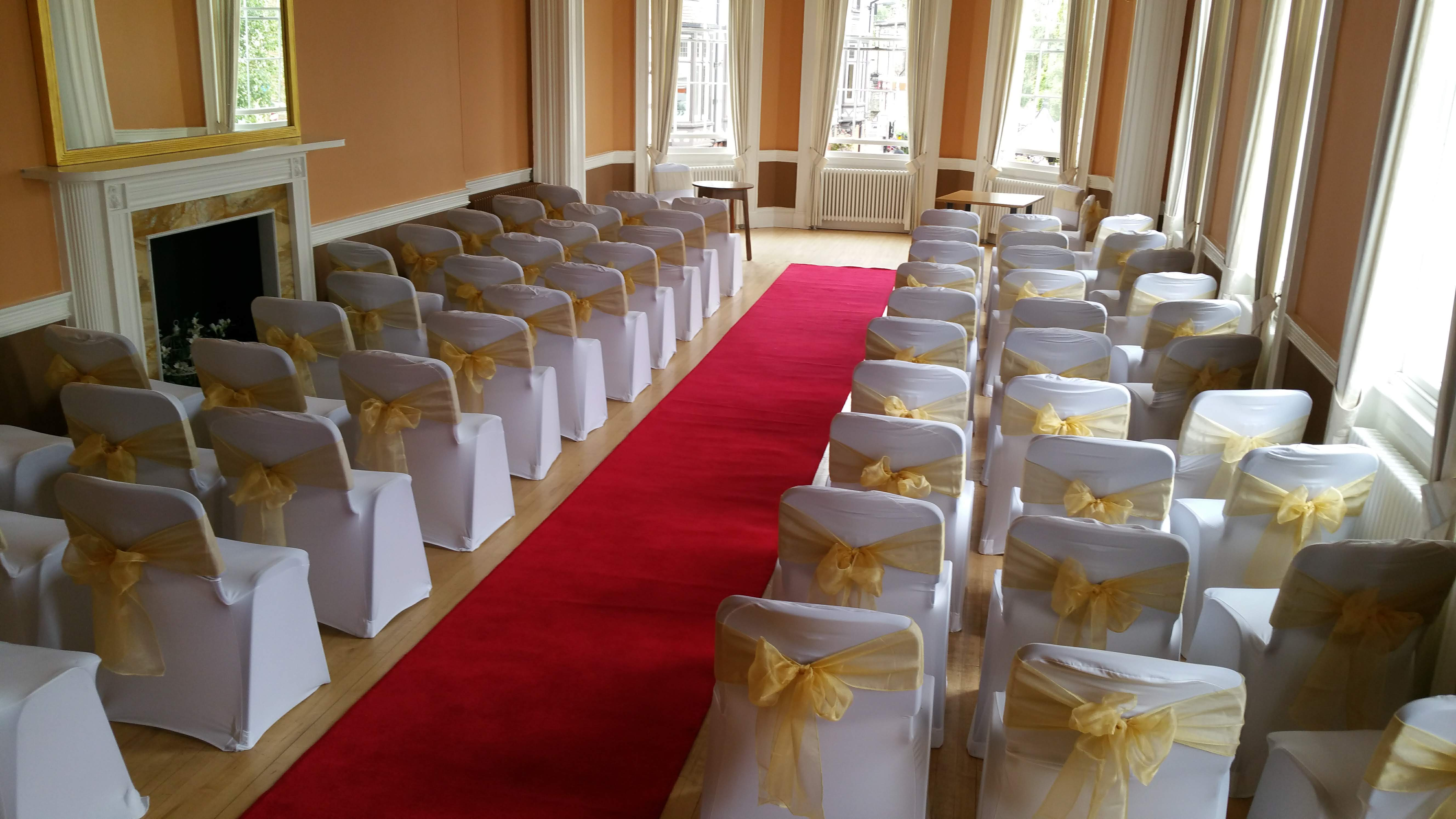 Wedding Red Carpet Hire